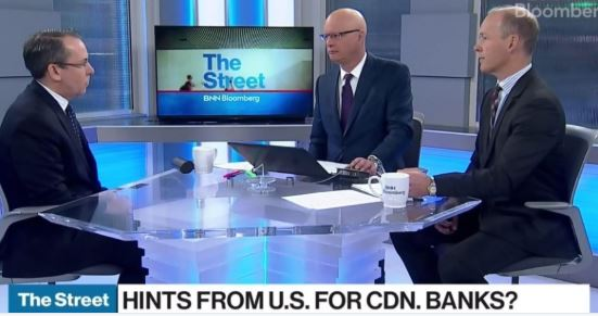 BNN: Canadian Banks Read-Through from U.S. Financials Earnings